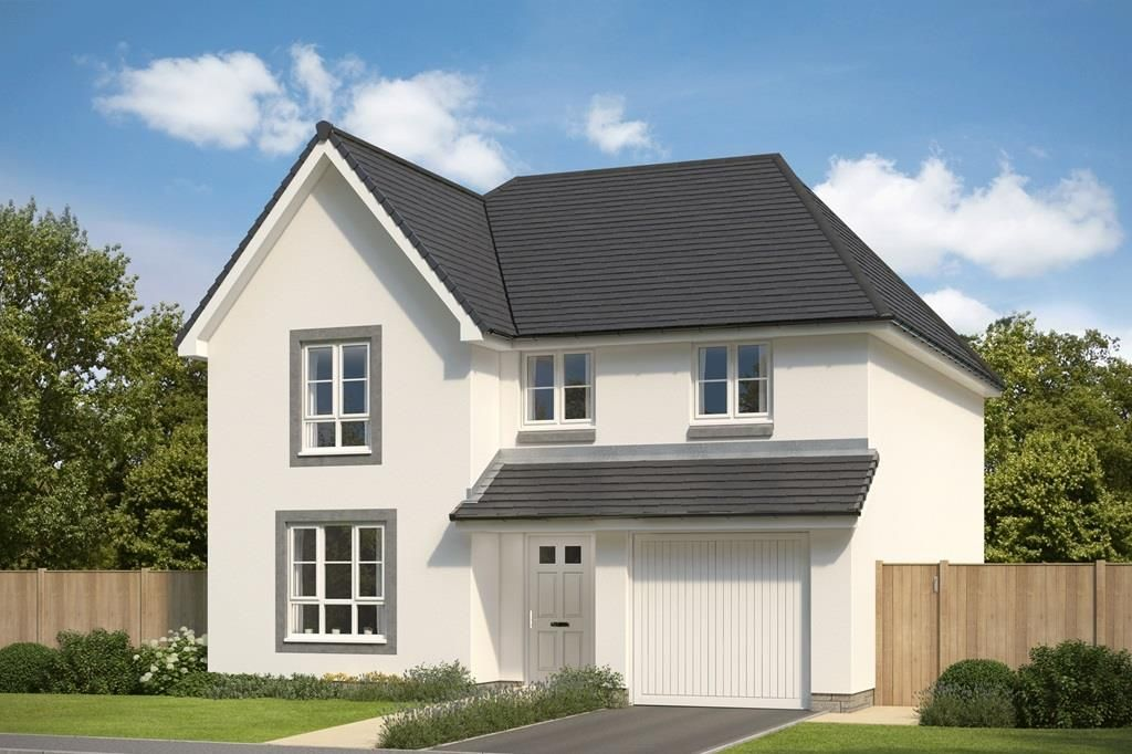 New Home 4 Bed Detached House For Sale In Cullen At 1 Appin Drive Culloden Iv2 Zoopla