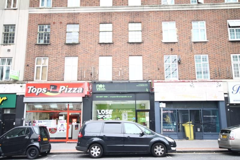 Property Details For 214b High Street Croydon Cr0 1ne Zoopla