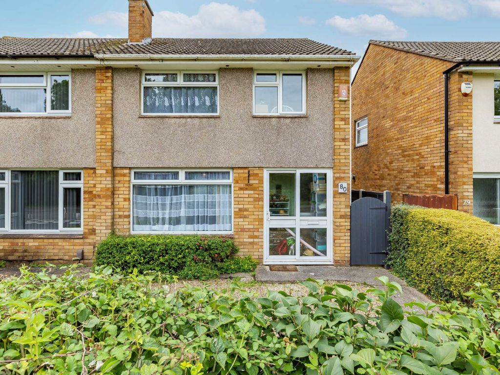3 bed end terrace house to rent in Woodyleaze Drive