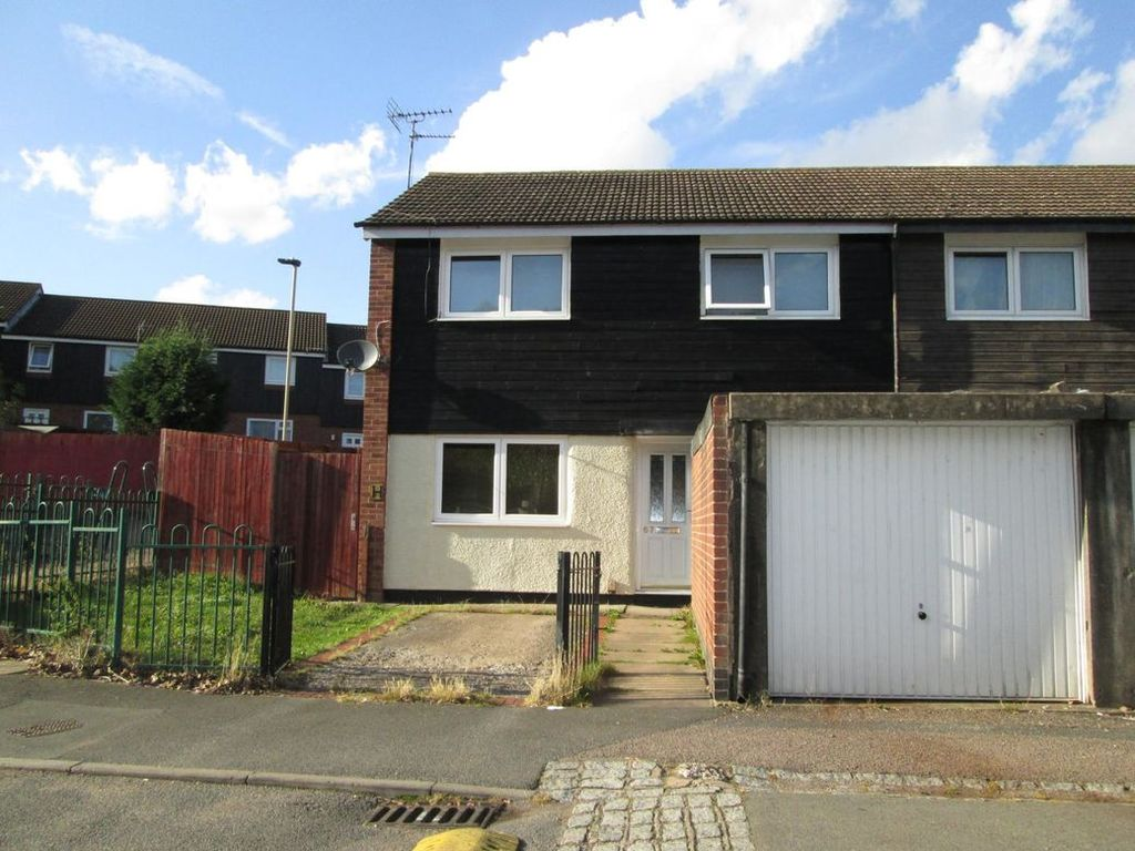 Property Details For 67 Rannoch Close Leicester LE4 0RD