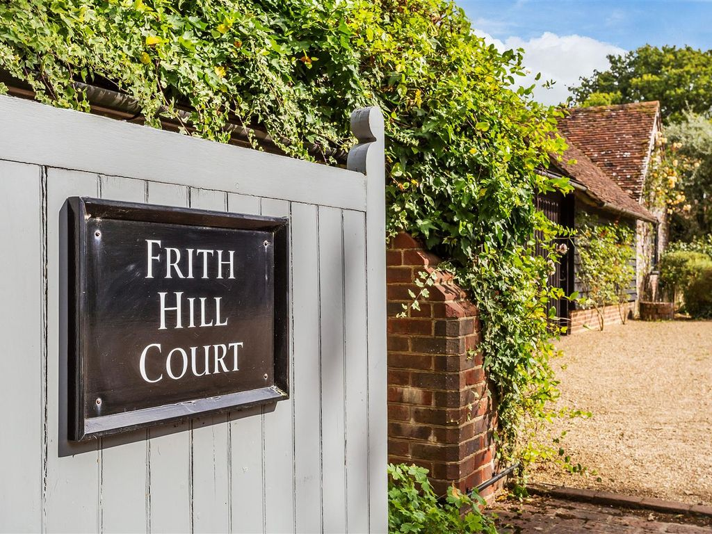 Property details for Frith Hill Court Northchapel Petworth