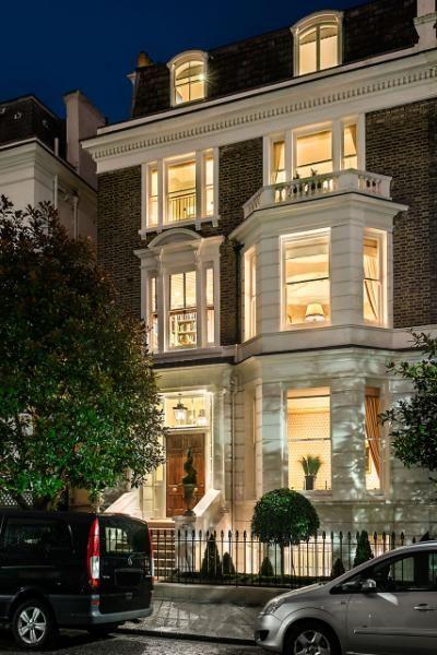 Property details for 20 Upper Phillimore Gardens London W8