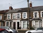 Thumbnail to rent in Arran Street, Roath, Cardiff