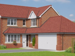 Thumbnail to rent in The Beaumaris, Plot 20, Off Greenhill Avenue, Hawarden, Flintshire