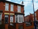 Thumbnail for sale in Glencastle Road, Manchester, Greater Manchester