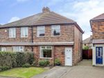 Thumbnail for sale in Lawrence Avenue, Breaston, Derby