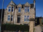 Thumbnail for sale in West Bay Road (Upper Floor Villa), Millport, Isle Of Cumbrae