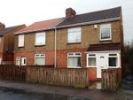Thumbnail to rent in Wilson Avenue, East Sleekburn, Bedlington