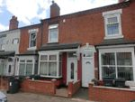 Thumbnail for sale in Hillfield Road, Sparkhill, Birmingham