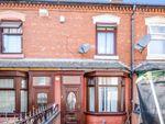Thumbnail for sale in Victoria Avenue, Glovers Road, Small Heath, Birmingham