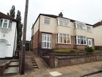 Thumbnail for sale in Franklyn Road, Aylestone, Leicester, Leicestershire