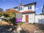 Thumbnail for sale in Gunnersbury Crescent, Ealing Common
