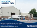 Thumbnail to rent in Estate Office, Bestwood Business Park, Bestwood Village, Nottingham