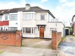 Thumbnail for sale in Petts Hill, Northolt, Middlesex