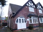 Thumbnail to rent in Derby Road, Nottingham
