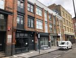 Thumbnail to rent in Cowper Street, London