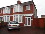 Thumbnail to rent in Avondale Crescent, Cardiff