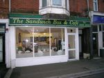 Thumbnail for sale in Sandwich Shop & Cafe, Bournemouth