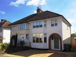Thumbnail to rent in Edward Close, St.Albans