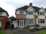 Thumbnail to rent in Hurst Road, Smethwick, Warley, Birmingham
