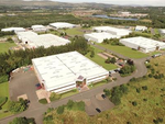 Thumbnail Warehouse to let in 6 Grayshill Road, Cumbernauld
