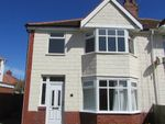 Thumbnail to rent in Leicester Avenue, Thornton-Cleveleys
