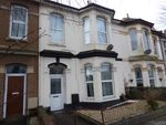Thumbnail to rent in Tothill Road, Plymouth