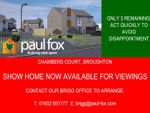 Thumbnail to rent in High Street, Broughton, Brigg