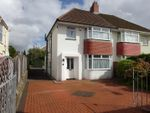 Thumbnail to rent in 12 Wimmerfield Drive, Killay, Swansea