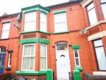 Thumbnail for sale in Foxdale Road, Wavertree, Liverpool