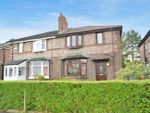 Thumbnail for sale in Broadhill Road, Burnage, Manchester