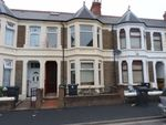 Thumbnail to rent in Monthermer Road, Cathays, ( 6 Beds )