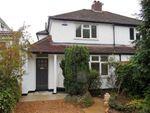 Thumbnail to rent in Bosville Road, Sevenoaks