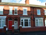 Thumbnail to rent in Earle Street, Crewe