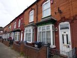 Thumbnail for sale in Mountford Street, Sparkhill, Birmingham, West Midlands