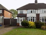 Thumbnail for sale in Kingswood Drive, Sutton Coldfield, West Midlands, .