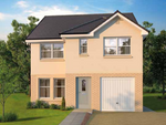 Thumbnail to rent in Plot 4, Baron's Gate, Leven Street, Motherwell, North Lanarkshire