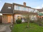 Thumbnail for sale in Hunters Road, Chessington