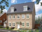 "Thumbnail to rent in ""The Warwick"" at Bradley Bends, Devon, Bovey Tracey"