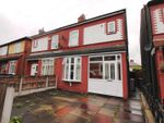 Thumbnail for sale in Victoria Road, Urmston, Manchester