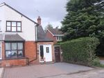 Thumbnail for sale in Station Road, Wythall, Birmingham