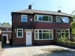 Thumbnail for sale in Thatch Leach Lane, Whitefield, Manchester