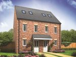 "Thumbnail to rent in ""The Moseley"" at Wilbury Close, Coate, Swindon"