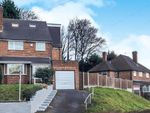 Thumbnail for sale in Cherry Orchard Road, Handsworth Wood, Birmingham