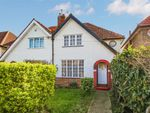 Thumbnail for sale in Thornton Avenue, West Drayton, Middlesex