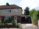 Thumbnail for sale in Buckingham Drive, High Wycombe