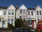 Thumbnail for sale in Elphinstone Road, Plymouth
