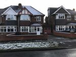 Thumbnail to rent in Eastbourne Avenue, Hodge Hill, Birmingham