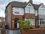 Thumbnail for sale in Burnside Drive, Burnage, Manchester