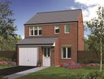 "Thumbnail to rent in ""The Rufford "" at Rothbury Drive, Ashington"
